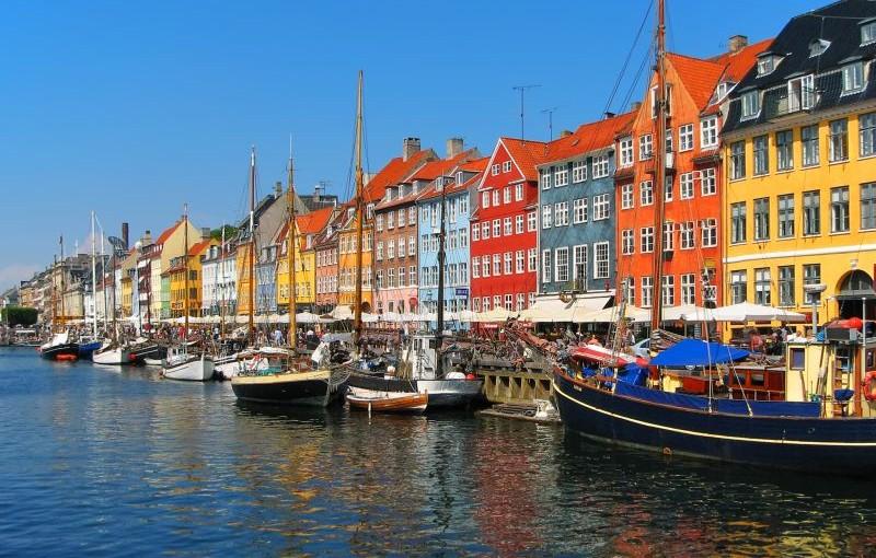 Skønne København om sommeren