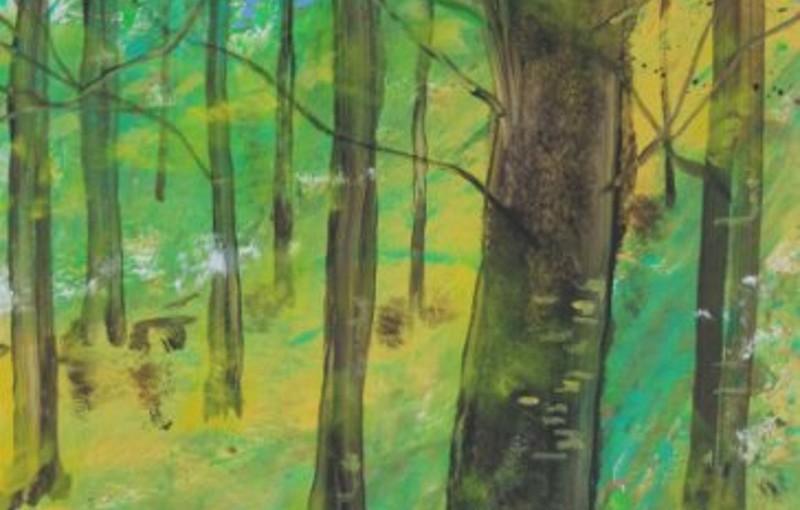 Flotte Natur malerier på nettet